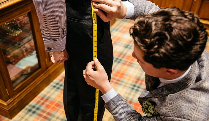 Trouser Alterations