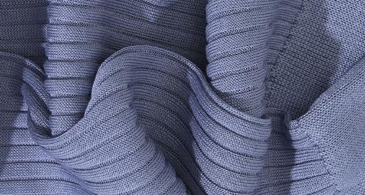 Cotton Ribbed Socks