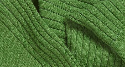 Wool Ribbed Socks