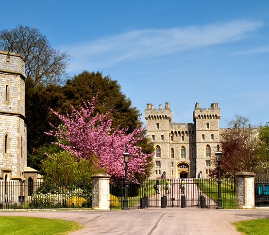 A Stone's Throw From Windsor Castle