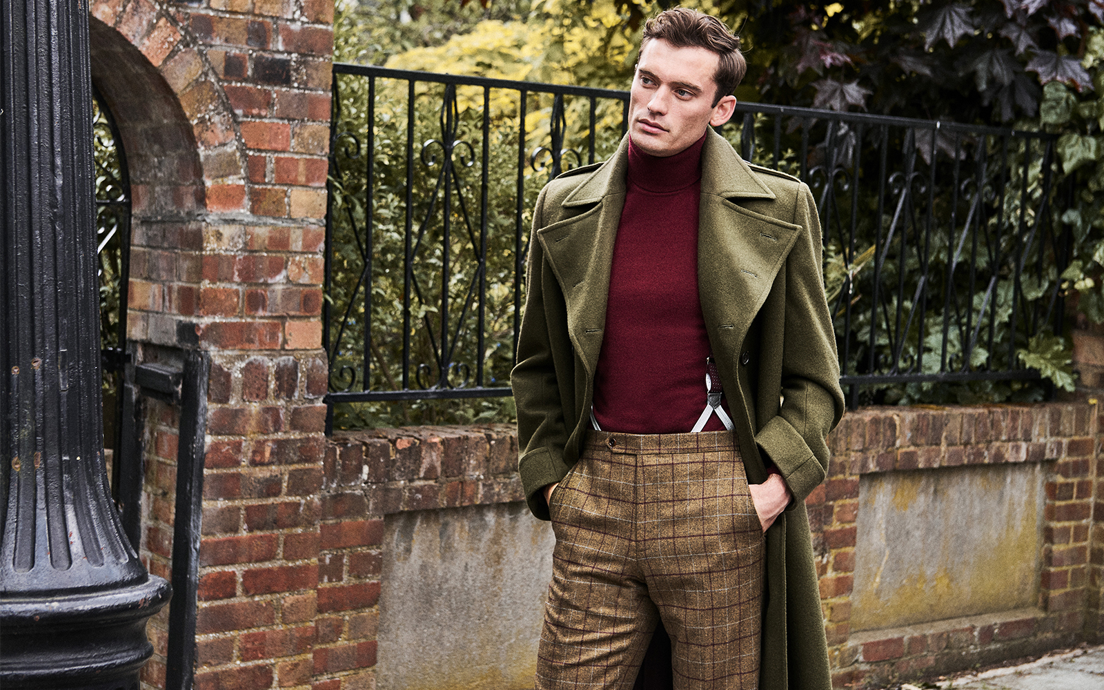 Our Great British overcoats