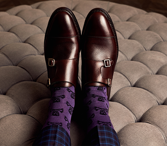 Chris Modoo Socks_6 New & Lingwood